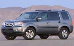 Maintenance Schedule for 2011 Honda Pilot | Openbay