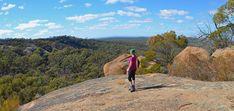 Melville Caves Southern Lookout Walking Track - Kooyoora State Park - Victoria (Bare Bones Bushwalking) - The Bushwalking Blog Victoria Australia, Caves, State Parks, Southern, Track, Walking, Blog, Jogging, Runway