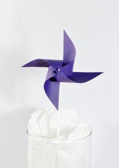 Pinwheels Spinning Pin Free Purple Decor Purple by PinWheelios
