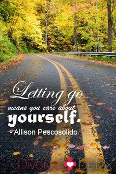 An inspirational message from Divorce Detox.