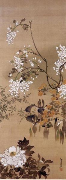 WATANABE Shiko (1683-1755), Japan