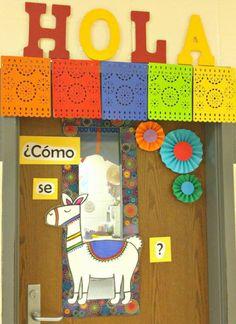 Llama Themed Classrooms: LLAMAzing! - Srta Spanish