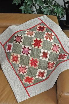 Christmas quilt 2012