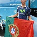 RUI COSTA VENCE ETAPA DA VOLTA A FRANÇA EM BICICLETA e afirma: « Bom, é ser Português! »