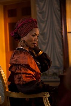 """""""What is your wish, witch?"""" - Marie Laveau lol Love Angela Bassett"""