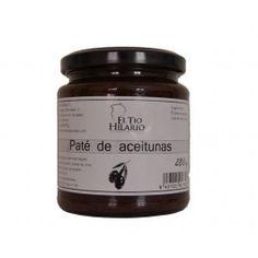 Pate de Aceitunas Negras.   Black Olive Pate. #sof #comidaespañola #españa #pate #aceitunas #olivas #negras #spanishfood #spain #olive #black  #instafood #instagood #gourmet #delicatessen #yummy        Spanish Food Online           Comida Española http://www.spanishonlinefood.com/en/preserves/black-olive-pate.html