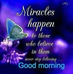 Good Morning Beautiful...