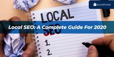 Local SEO trends will determine how businesses will do within given geographical locales in 2020 and beyond. Know more about what to expect by reading through. Seo Help, Best Digital Marketing Company, Seo Ranking, Seo Agency, Online Reviews, Seo Tools, Local Seo, The Day Will Come, Positive And Negative