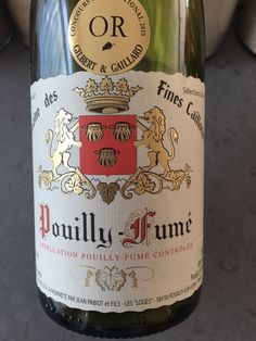 Pouilly-Fumé, Domaine des Fines Caillottes, 2014
