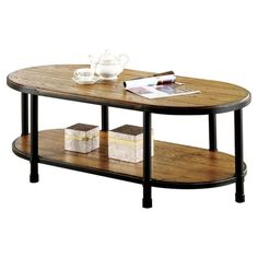 I pinned this Debonair Coffee Table from the Furniture Under $300 event at Joss and Main!