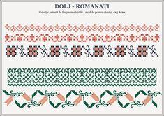 Beading Patterns, Knitting Patterns, Bordado Popular, Folk Embroidery, Bargello, Hama Beads, Textile Art, Handicraft, Art Nouveau