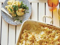 Cauliflower Mac N Cheese Recipe : Rachael Ray : Food Network - FoodNetwork.com