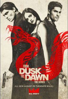 A Southern Life in Scandalous Times: Season Two Premiere Date And Trailer Released For 'From Dusk Till Dawn' Series