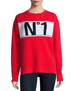 ETRE CECILE Etre CecileNo 1 Double Knit Sweater. #etrececile #cloth #