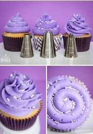 Frosting Cupcakes 101 (MakeBakeCelebrate). Excellent resource--includes recipes, videos, and lots of helpful tips.