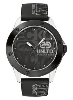 4f21ec73f2a MARC ECKO Mod. THE TRAN Gents Watch Serial 349319 Watch This Space