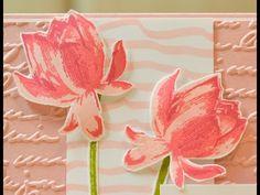 Lotus Blossom SAB Card - JanB Independent SU Demo - YouTube