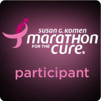 2011 Marathon for the Cure Participant