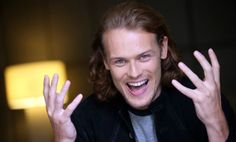 Sam Heughan has a special message for Outlander fans after Sci-Fi Champion win
