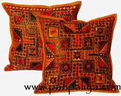 WHOLESALE MIRROR WORK CUSHION COVERS panpaliya.com