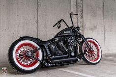 Harley Davidson Motorcycles, Custom Motorcycles, 1200 Custom, Motor Scooters, Bobber Motorcycle, Biker Girl, Vehicles, Bobbers, Wheels