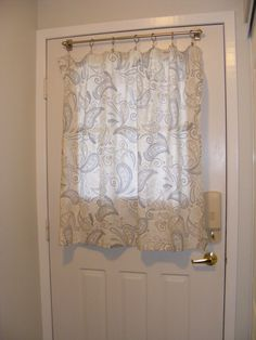 design curtain for door every home
