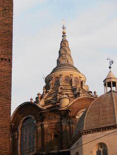 Cappella della Sacra Sindone, Torino, Italia / Guarino Guarini