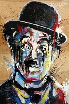 Chaplin - LA language