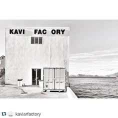 KaviarFactory  Photo @larsspiser  #NewExhibition #KaviarFactory #Henningsvær…