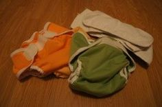 Switching to cloth diapers at nighttime for potty training: