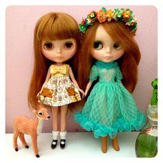 .@janellewind | My girls are loving their new 'deer' little friend that was part of my amazin... | Webstagram