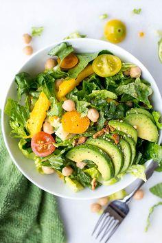 Caribbean Rainbow Salad