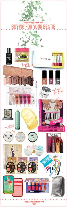 The Beauty Department: Your Daily Dose of Pretty. - HOLIDAY GIFT GUIDE (BEST FRIEND)