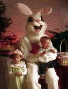 Many Vintage Easter Bunny Pictures Show Nightmares Real Easter Bunny, Easter Bunny Pictures, Easter Bunny Costume, Happy Easter, Bunny Pics, Vintage Bizarre, Creepy Vintage, Unique Vintage, Evil Bunny
