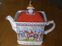 Cute Teapot, Fun Cup, Brewing Tea, Milk Tea, Best Coffee, Horse Racing, Drinking Tea, Tea Time, Tea Party