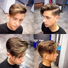 Best Haircuts For Men Gorgeous popular men's hairstyles. Wedding Hair Style Tip Mens Hairstyles With Beard, Popular Mens Hairstyles, Cool Hairstyles For Men, Hair And Beard Styles, Hairstyles Haircuts, Kids Hairstyles Boys, Boy Haircuts Long, Haircuts For Men, Mens Haircuts Quiff
