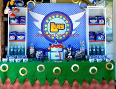 """Sonic the Hedgehog / Birthday """"Sonic Zoom! """" 