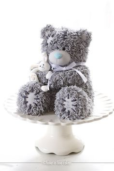 3D Teddy Bear Cake Is So Easy To Make | The WHOot