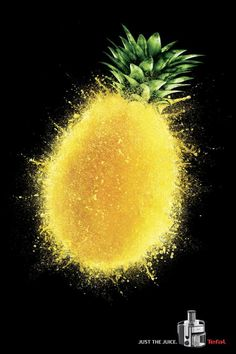 Tefal: Pineapple | Ads of the World™