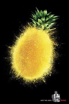 Tefal #Pineapple Ad