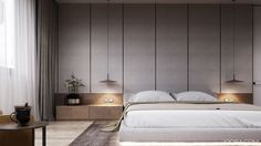 awesome 50 Mind-Blowing Minimalist Bedroom Color Inspiration https://homedecort.com/2017/06/50-mind-blowing-minimalist-bedroom-color-inspiration/