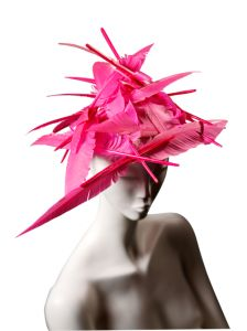 Hats: An Anthology by Stephen Jones Peabody Essex Museum, Salem, MA On view September 2012 to February 2013 Philip Treacy, Feather Hat, 1995 Turbans, Vestidos Pin Up, Philip Treacy Hats, Christian Dior, Stephen Jones, Elsa Schiaparelli, Feather Hat, Fancy Hats, Love Hat