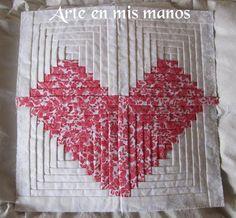 Arte en mis manos: Almazuelas... suma y sigue Sumo, Quilting, Scrappy Quilts, Nativity Scenes, Hands, Dressmaking, Art, Fat Quarters, Jelly Rolls