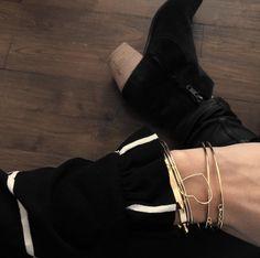 Bracelets ELVAS, AMOUR, PLAY - Boots Isabel Marant Dickers