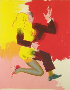 Jump | Allen Jones, Jump (2007)