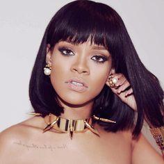 Rihanna Hair Goals