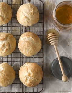 The Stock Pot: Sensational Sides – Angel Biscuits: A cross between a biscuit and yeast roll, Angel Biscuits or Bride's Biscuits, are virtually foolproof. Perfect for the novice baker.