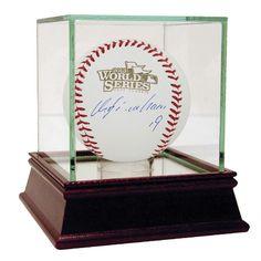 Koji Uehara Signed 2013 World Series Baseball (MLB Auth)
