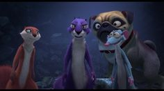 The Nut Job 2: Nutty by Nature Trailer #1 (2017) - article | CGSociety