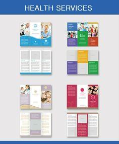 Writing services environmental brochure